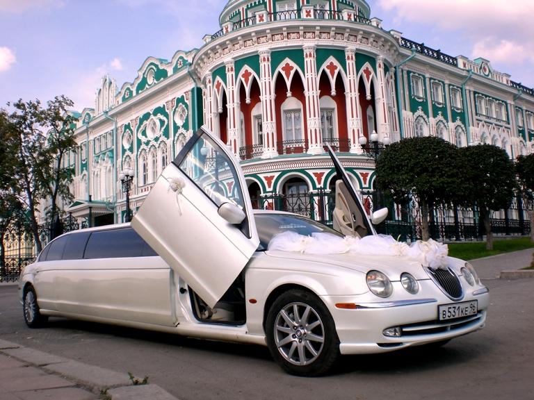 Вы просматриваете изображения у материала: VIP рейс - прокат лимузинов
