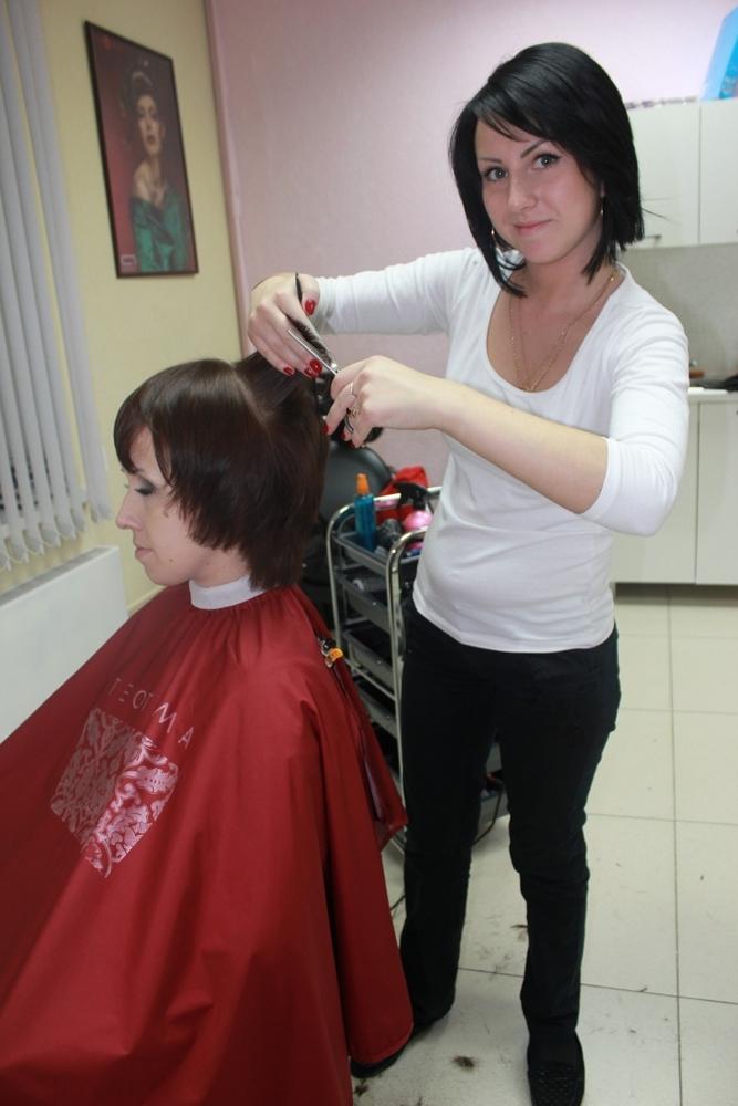 Вы просматриваете изображения у материала: Хлоя - салон-парикмахерская